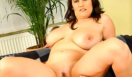 Meaty strumpet is humping this absolutely raw and colossal penis